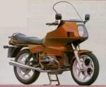 Информация по эксплуатации, максимальная скорость, расход топлива, фото и видео мотоциклов R80RT Mono (1985)