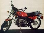 Информация по эксплуатации, максимальная скорость, расход топлива, фото и видео мотоциклов R80ST (1982)
