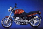 Информация по эксплуатации, максимальная скорость, расход топлива, фото и видео мотоциклов R1100R (1994)