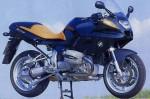 Информация по эксплуатации, максимальная скорость, расход топлива, фото и видео мотоциклов R1100S (1999)