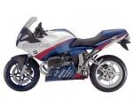 Информация по эксплуатации, максимальная скорость, расход топлива, фото и видео мотоциклов R1100S Boxer Cup Replica (2004)