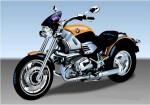 Информация по эксплуатации, максимальная скорость, расход топлива, фото и видео мотоциклов R1200C (2003)