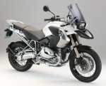 Информация по эксплуатации, максимальная скорость, расход топлива, фото и видео мотоциклов R1200GS Alpine White Special Version (2009)