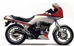 Информация по эксплуатации, максимальная скорость, расход топлива, фото и видео мотоциклов FJ600 (1984)
