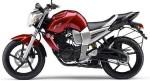 Информация по эксплуатации, максимальная скорость, расход топлива, фото и видео мотоциклов FZ16 (2009)