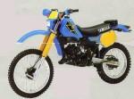 Мотоцикл IT200 (1984): Эксплуатация, руководство, цены, стоимость и расход топлива