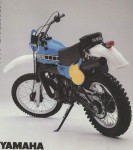 Мотоцикл IT425 (1980): Эксплуатация, руководство, цены, стоимость и расход топлива