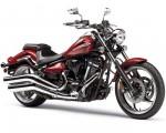 Информация по эксплуатации, максимальная скорость, расход топлива, фото и видео мотоциклов XV1900 Raider (2008)