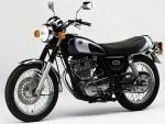 Информация по эксплуатации, максимальная скорость, расход топлива, фото и видео мотоциклов SR400 (2002)