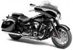 Информация по эксплуатации, максимальная скорость, расход топлива, фото и видео мотоциклов Stratoliner Deluxe XV1900 (2010)