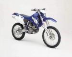 Информация по эксплуатации, максимальная скорость, расход топлива, фото и видео мотоциклов WR250F (2001)