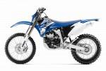 Информация по эксплуатации, максимальная скорость, расход топлива, фото и видео мотоциклов WR250F (2012)
