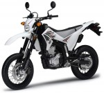Информация по эксплуатации, максимальная скорость, расход топлива, фото и видео мотоциклов WR250X (2011)