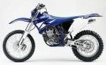 Информация по эксплуатации, максимальная скорость, расход топлива, фото и видео мотоциклов WR450F (2003)