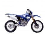 Информация по эксплуатации, максимальная скорость, расход топлива, фото и видео мотоциклов WR450F 2-Trac (2004)
