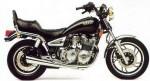 Информация по эксплуатации, максимальная скорость, расход топлива, фото и видео мотоциклов XJ1100 Maxim (1982)