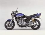 Информация по эксплуатации, максимальная скорость, расход топлива, фото и видео мотоциклов XJR1300 (1998)