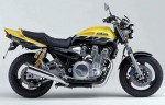 Информация по эксплуатации, максимальная скорость, расход топлива, фото и видео мотоциклов XJR1300SP (1999)