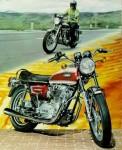 Информация по эксплуатации, максимальная скорость, расход топлива, фото и видео мотоциклов XS 650 (XS-2) (1972)