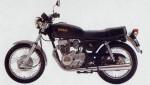 Информация по эксплуатации, максимальная скорость, расход топлива, фото и видео мотоциклов XS250 (1977)