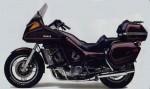 Информация по эксплуатации, максимальная скорость, расход топлива, фото и видео мотоциклов XVZ1200TK Venture (1983)