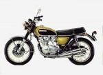 Мотоцикл CB500 Four K (1971): Эксплуатация, руководство, цены, стоимость и расход топлива
