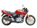 Мотоцикл CB500E (1998): Эксплуатация, руководство, цены, стоимость и расход топлива