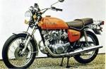 Мотоцикл CB500T (1975): Эксплуатация, руководство, цены, стоимость и расход топлива