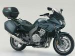Информация по эксплуатации, максимальная скорость, расход топлива, фото и видео мотоциклов CBF1000T8GT (2009)