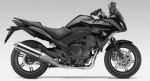 Информация по эксплуатации, максимальная скорость, расход топлива, фото и видео мотоциклов CBF1000FA (2011)
