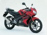 Информация по эксплуатации, максимальная скорость, расход топлива, фото и видео мотоциклов CBR125R (2004)