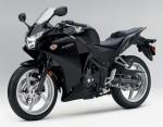 Информация по эксплуатации, максимальная скорость, расход топлива, фото и видео мотоциклов CBR250R (2011)