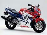 Информация по эксплуатации, максимальная скорость, расход топлива, фото и видео мотоциклов CBR600F3 (1998)