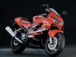 Информация по эксплуатации, максимальная скорость, расход топлива, фото и видео мотоциклов CBR600F4i (2001)