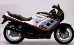 Информация по эксплуатации, максимальная скорость, расход топлива, фото и видео мотоциклов CBR750F Hurricane (Super Aero) (1987)