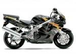 Информация по эксплуатации, максимальная скорость, расход топлива, фото и видео мотоциклов CBR900RR Fireblade (1996)