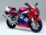 Информация по эксплуатации, максимальная скорость, расход топлива, фото и видео мотоциклов CBR900RR Fireblade (1998)