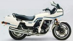 Информация по эксплуатации, максимальная скорость, расход топлива, фото и видео мотоциклов CBX-B1000 Pro-Link (1981)