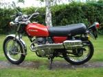 Информация по эксплуатации, максимальная скорость, расход топлива, фото и видео мотоциклов CL360 (1974)
