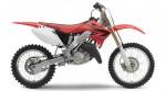 Информация по эксплуатации, максимальная скорость, расход топлива, фото и видео мотоциклов CR125R (2007)
