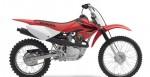 Информация по эксплуатации, максимальная скорость, расход топлива, фото и видео мотоциклов CRF100 (2007)