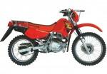 Информация по эксплуатации, максимальная скорость, расход топлива, фото и видео мотоциклов CTX200 Bushlander (2002)