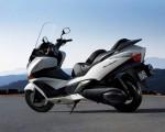 Информация по эксплуатации, максимальная скорость, расход топлива, фото и видео мотоциклов FJS600GT Silverwing (SW T-600GT) (2010)