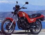 Информация по эксплуатации, максимальная скорость, расход топлива, фото и видео мотоциклов FT500 Ascot (1982)
