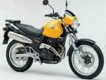 Информация по эксплуатации, максимальная скорость, расход топлива, фото и видео мотоциклов FX650 Vigor (1998)