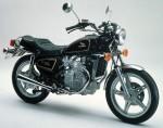 Информация по эксплуатации, максимальная скорость, расход топлива, фото и видео мотоциклов GL400 Custom (1979)