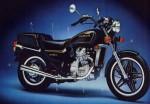Информация по эксплуатации, максимальная скорость, расход топлива, фото и видео мотоциклов GL500 Silverwing (1977)