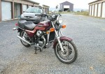 Информация по эксплуатации, максимальная скорость, расход топлива, фото и видео мотоциклов GL650 (1983)