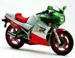 Информация по эксплуатации, максимальная скорость, расход топлива, фото и видео мотоциклов NS125R (1988)