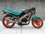 Информация по эксплуатации, максимальная скорость, расход топлива, фото и видео мотоциклов NSR125F (JC-20) (1988)